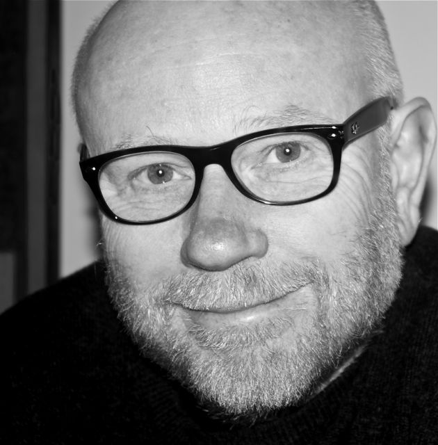 Peter Higgins Portrait